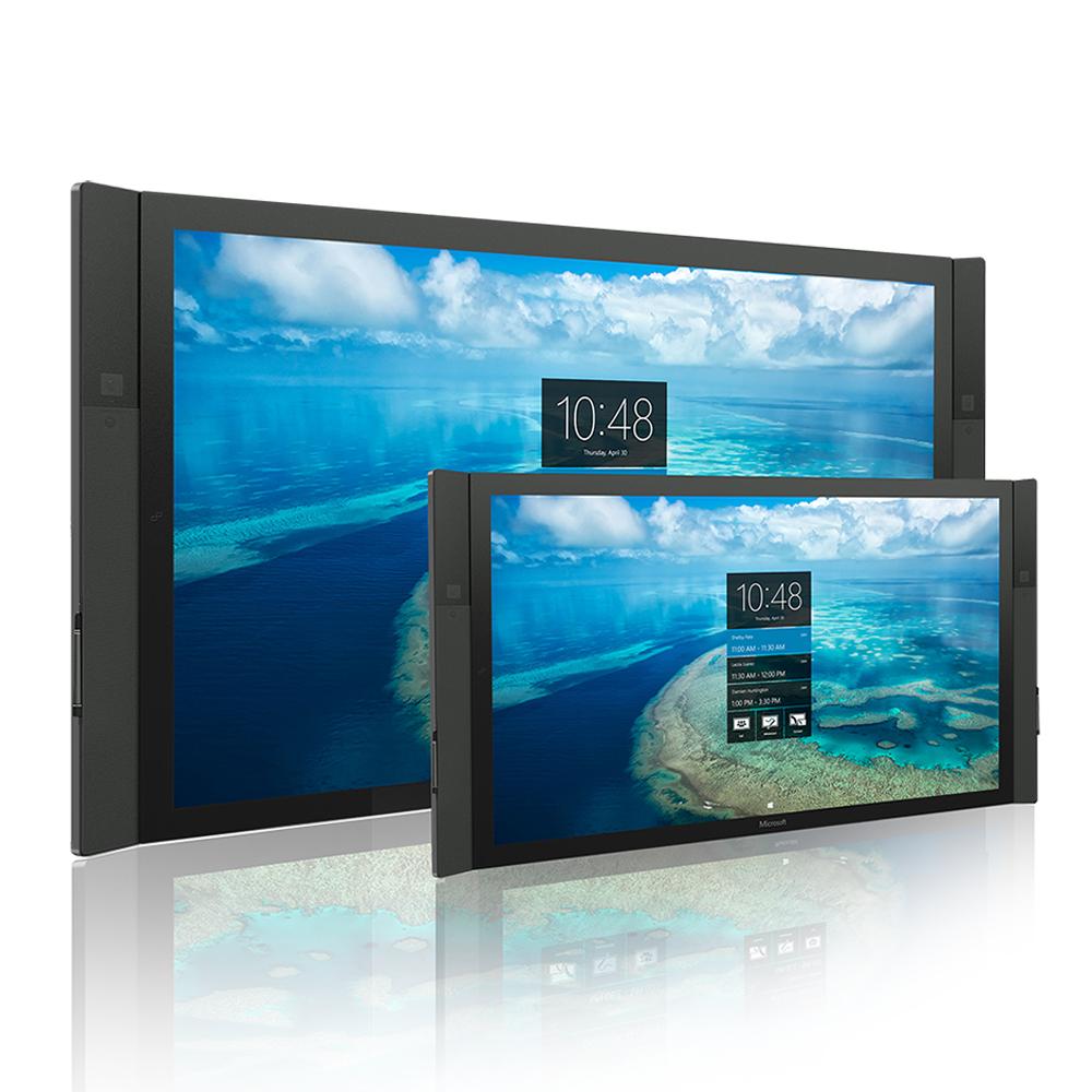 Microsoft Surface Hub Interactive displays (55