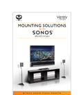 Mounting Solutions for SONOS Speakers
