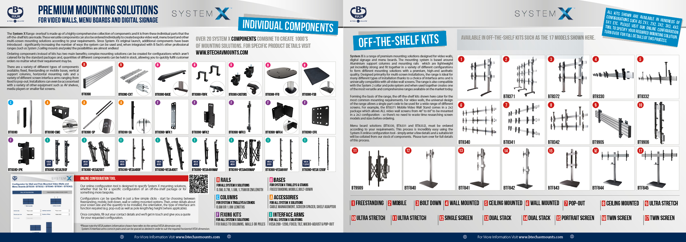 System X Mounting Guide 2017