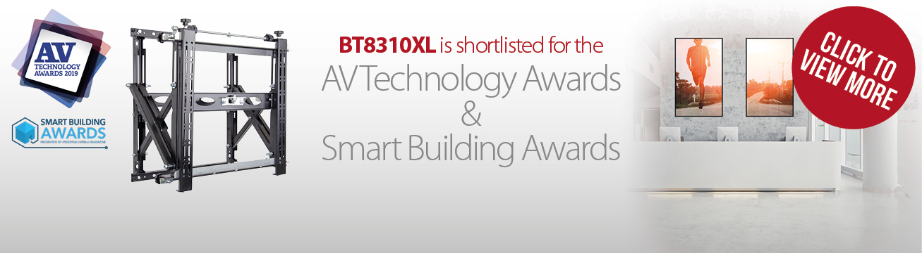 Two Finalist Nominations for our BT8310XL