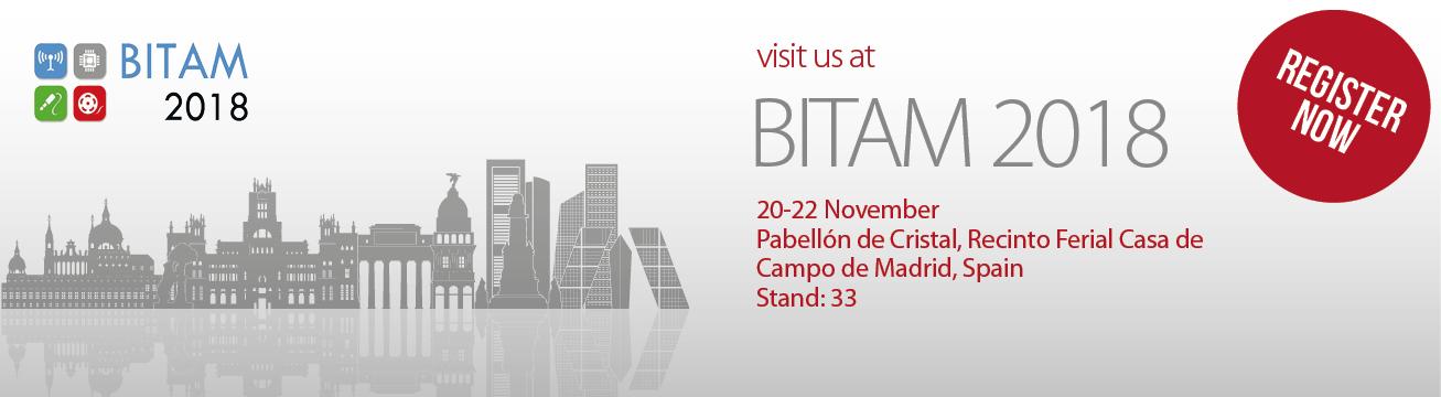 Visit B-Tech at Bitam 2018