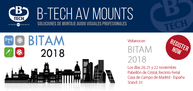 Visita B-Tech en Bitam 2018