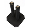 BT608 Atlas™ Loudspeaker Floor Stands 80cm - Poles