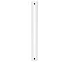 BT7850 - 50mm Diameter Pole - White