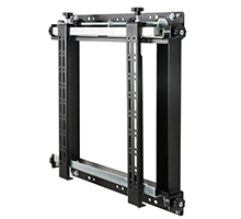 BT8310 Professional Video Wall Mount with Quick Lock Push System
