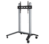 BT8564 - Designer trolley - Silver / Black