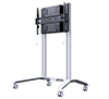 BT8565 - Adjustable height trolley - White