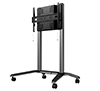BT8565 - Adjustable height trolley - Black / Silver