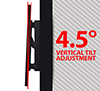 BT8603 - Tilt adjustment