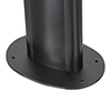 BT8708 - 8mm steel base secures the column to the floor
