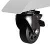 BT93INFWP-M-4X4 - Includes non-marking 4 inch locking / braked castors
