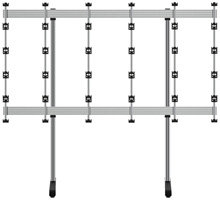 BT93INFWP-B-5X5  - Floor Stand for INFiLED WP Series 4x4 DVLED Videowall