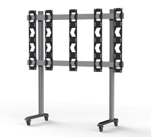 BT93UNIUPS-M-4X4 B Mobile Stand for Unilumin UpanelS 4x4 DVLED videowall