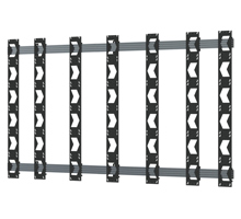 BT93UNIUPS-W-6X6 Wall Mount for Unilumin UpanelS 6x6 DVLED videowalls