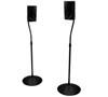 BTV910 Home Cinema Speaker Stands - Black