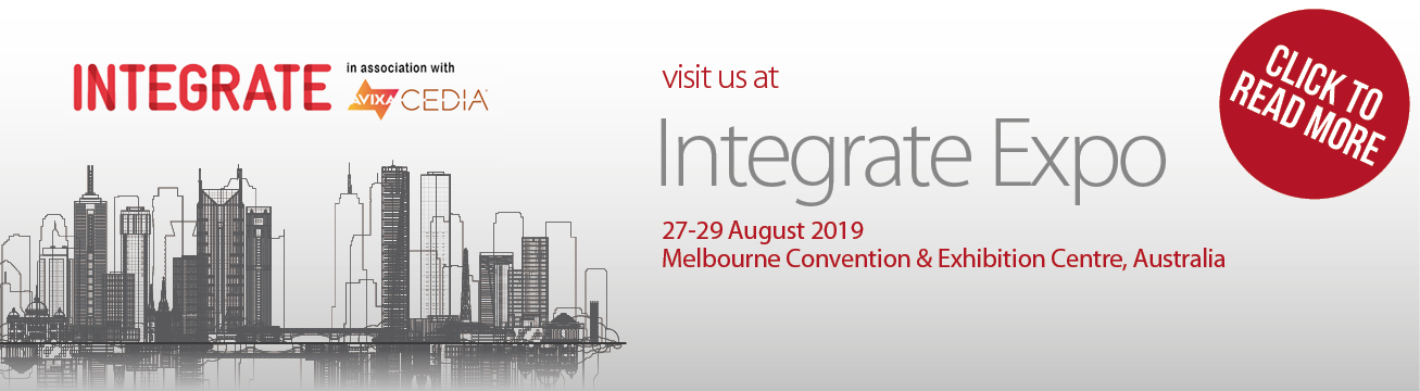 B-Tech look forward to welcoming you to Integrate Expo, Melbourne