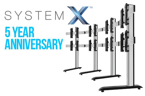 B-Tech System X 5 Year Anniversary